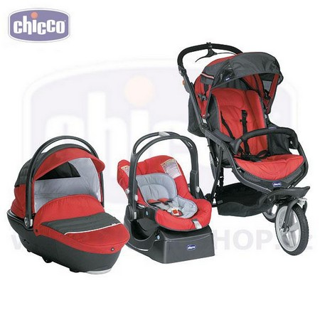 Chicco Trio S3 A-fix